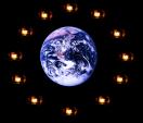 公共專業聯盟支持 「地球一小時」 2010