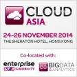 The Professional Commons Supported event: Cloud Asia Nov 24 – 26, 2014